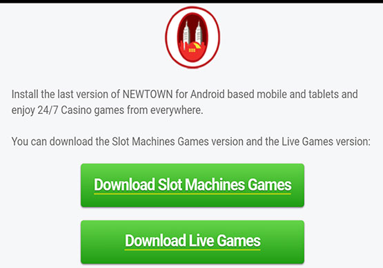 Newtown download screenshot